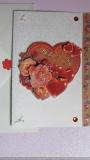 Gru�karte Herzen Liebe Gr��e
