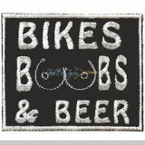 Bikes Boobs and Beer klein