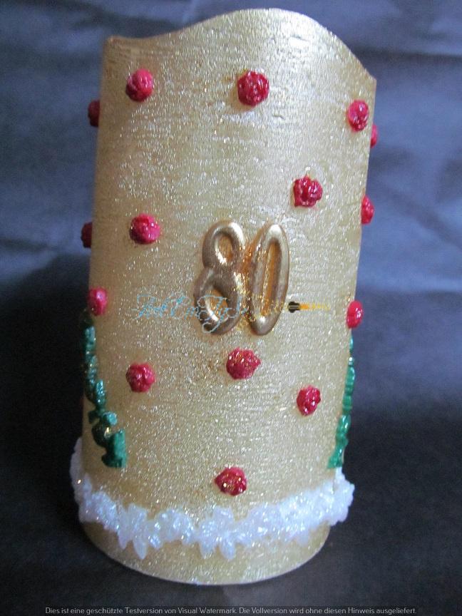 Kerzenkunst
