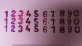 Zahlen Beere