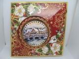 Weihnachts-Aufsteller-Grußkarte (copy)